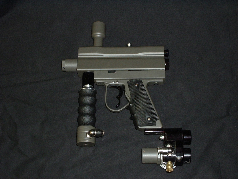 Paintball Guns and Parts